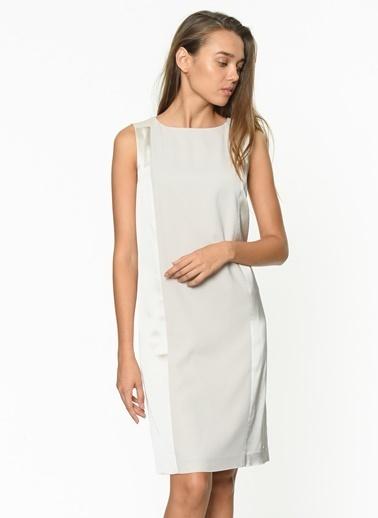 Tommy Hilfiger Kolsuz Elbise Beyaz